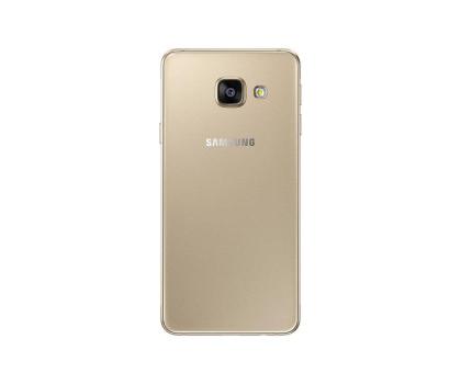 Samsung Galaxy A3 A310F 2016 LTE złoty-279267 - Zdjęcie 2