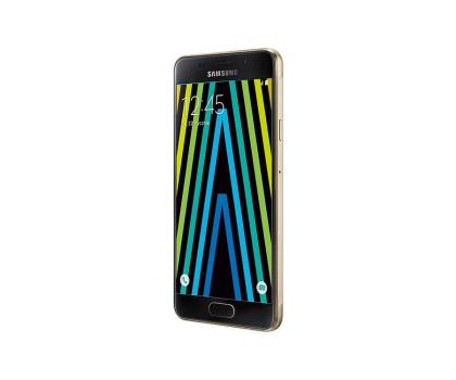Samsung Galaxy A3 A310F 2016 LTE złoty-279267 - Zdjęcie 3
