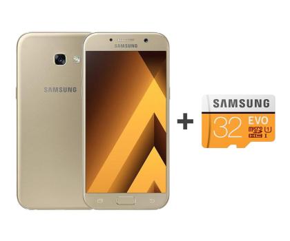 Samsung Galaxy A5 A520F 2017 LTE Gold Sand + 32GB-392911 - Zdjęcie 1