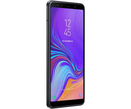 Samsung Galaxy A7 A750F 2018 4/64GB LTE FHD+ Black -451429 - Zdjęcie 4