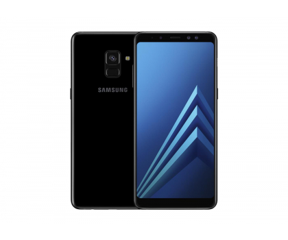 Samsung Galaxy A8 A530F 2018 Dual SIM LTE Black-398758 - Zdjęcie 1