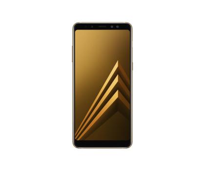 Samsung Galaxy A8 A530F 2018 Dual SIM LTE Gold-398760 - Zdjęcie 2