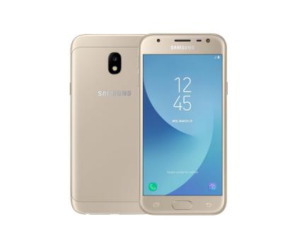 Samsung Galaxy J3 2017 J330F Dual SIM LTE złoty-368821 - Zdjęcie 1