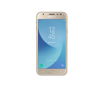 Samsung Galaxy J3 2017 J330F Dual SIM LTE złoty-368821 - Zdjęcie 2