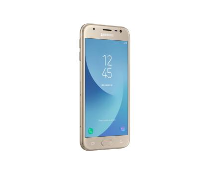 Samsung Galaxy J3 2017 J330F Dual SIM LTE złoty-368821 - Zdjęcie 4