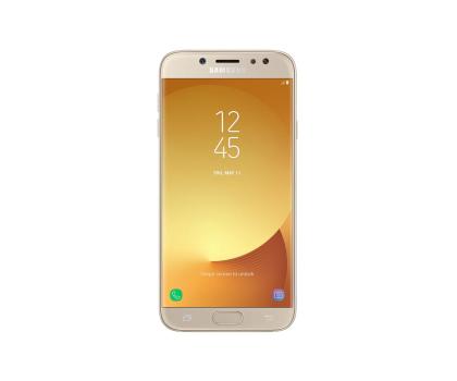 Samsung Galaxy J7 2017 J730F Dual SIM LTE złoty-376941 - Zdjęcie 2