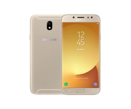 Samsung Galaxy J7 2017 J730F Dual SIM LTE złoty-376941 - Zdjęcie 1