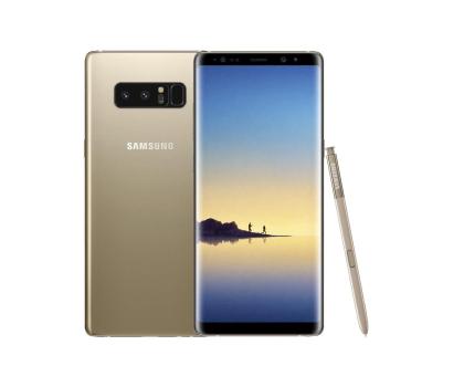 Samsung Galaxy Note 8 N950F Dual SIM Maple Gold (SM-N950FZDDXEO)