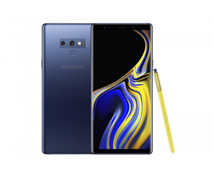 Samsung Galaxy Note 9 N960F Dual SIM Ocean Blue-440887 - Zdjęcie 1