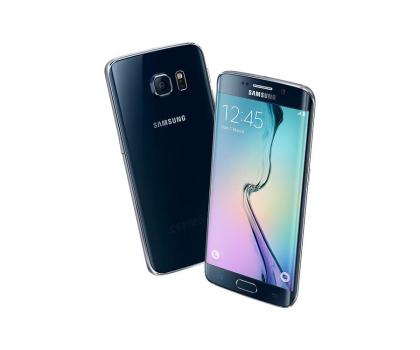Samsung Galaxy S6 edge G925F 32GB Czarny szafir (SM-G925FZKAXEO)
