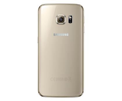 Samsung Galaxy S6 edge G925F 32GB Platynowe złoto-230549 - Zdjęcie 4