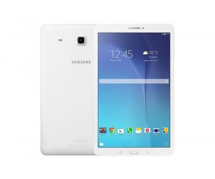 Samsung Galaxy Tab E 9.6 T561 16:10 8GB 3G biały-254072 - Zdjęcie 1