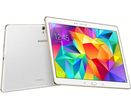 Samsung Galaxy Tab S 10.5 AMOLED T800 QC/16GB biały-190150 - Zdjęcie 1