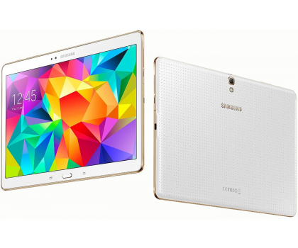 Samsung Galaxy Tab S 10.5 AMOLED T800 QC/16GB biały-190150 - Zdjęcie 2