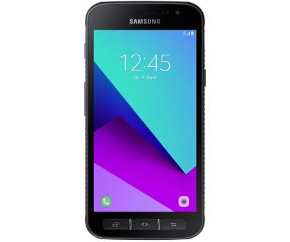 Samsung Galaxy Xcover 4 G390F Dark Silver-356424 - Zdjęcie 3