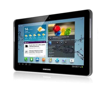 Samsung P5110 Galaxy Tab 2 A9/1024MB/16/Android 4 srebrny-102590 - Zdjęcie 1