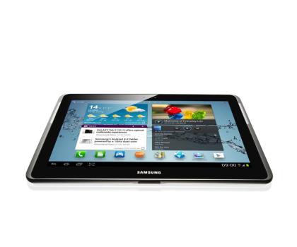 Samsung P5110 Galaxy Tab 2 A9/1024MB/16/Android 4 srebrny-102590 - Zdjęcie 4