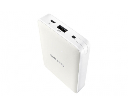 Samsung Power Bank 8400mAh biały-253393 - Zdjęcie 3