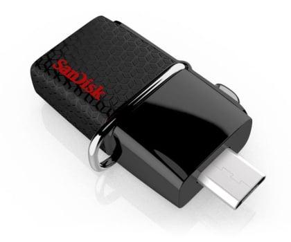 SanDisk 16GB Ultra Dual (USB 3.0) 130MB/s-242030 - Zdjęcie 4