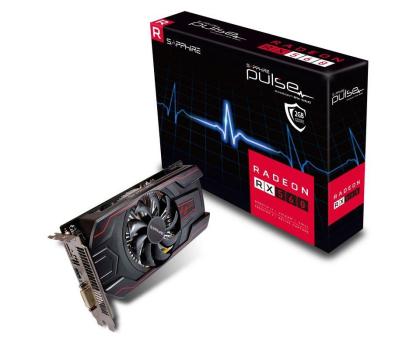 Sapphire Radeon RX 560 PULSE OC 2GB GDDR5-372399 - Zdjęcie 1