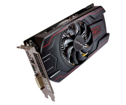 Sapphire Radeon RX 560 PULSE OC 2GB GDDR5-372399 - Zdjęcie 2