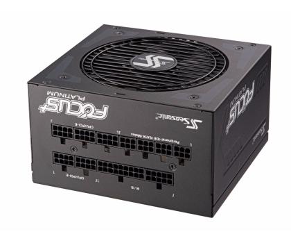 Seasonic 650W Focus+ 80 Plus Platinum BOX-399221 - Zdjęcie 3