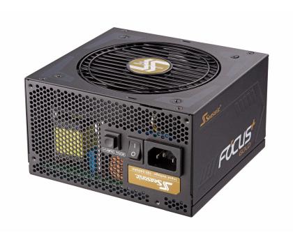 Seasonic 650W Focus Plus 80 Plus Gold BOX-399201 - Zdjęcie 1