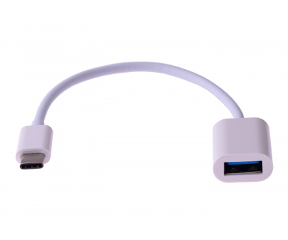 SHIRU Adapter USB typ C do USB (F) OTG-361713 - Zdjęcie 2