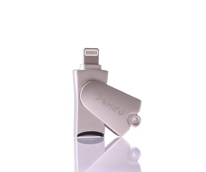 SHIRU Czytnik kart microSD - Lightning do iPhone / iPad-349515 - Zdjęcie 3
