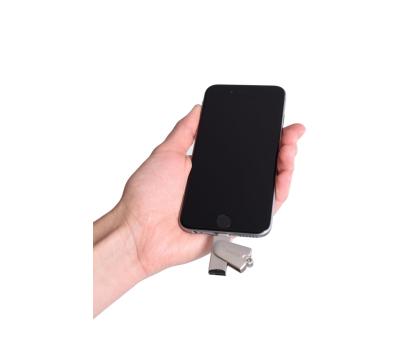 SHIRU Czytnik kart microSD - Lightning do iPhone / iPad-349515 - Zdjęcie 1