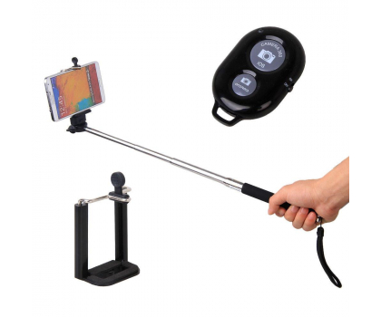 shiru selfie stick monopod bezprzewodowy pilot kijki do selfie sklep ko. Black Bedroom Furniture Sets. Home Design Ideas
