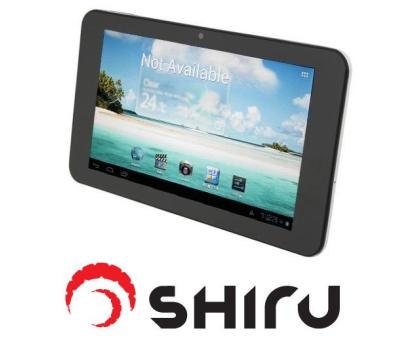 SHIRU Shogun 7 32GB A9/1024MB/32GB/Android 4.0-104778 - Zdjęcie 1