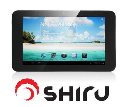 SHIRU Shogun 7 32GB A9/1024MB/32GB/Android 4.0-104778 - Zdjęcie 5