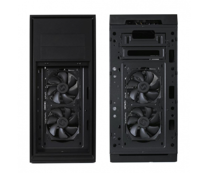 SilentiumPC AQUARIUS AQ-X70W Pure Black-305444 - Zdjęcie 3