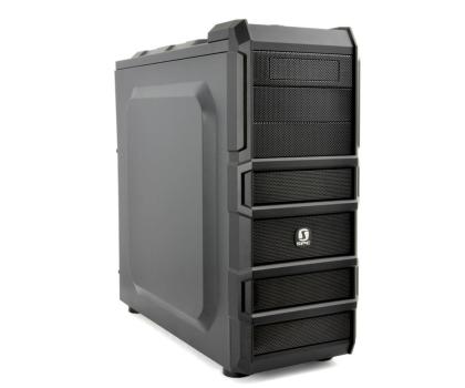 SilentiumPC Brutus M23 Pure Black BT-M23 - USB 3.0-149603 - Zdjęcie 1