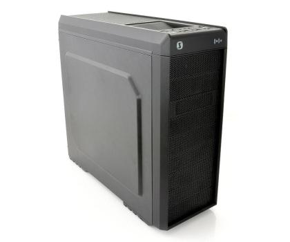 SilentiumPC Gladius M40 Pure Black - USB 3.0-149604 - Zdjęcie 3
