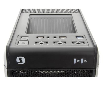 SilentiumPC Gladius M40 Pure Black - USB 3.0-149604 - Zdjęcie 6