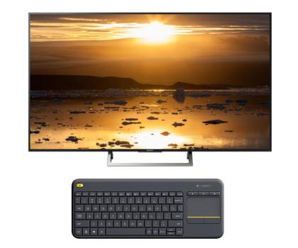 Sony KD-43XE7005 + KLAWIATURA-375960 - Zdjęcie 1