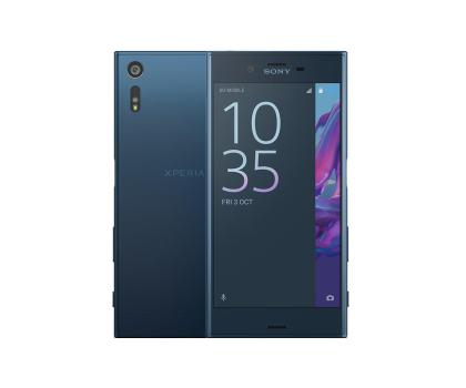 Sony Xperia XZ F8331 Forest Blue-324960 - Zdjęcie 1