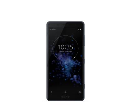 Sony Xperia XZ2 Compact H8324 Dual SIM Księżycowa czerń-416749 - Zdjęcie 3