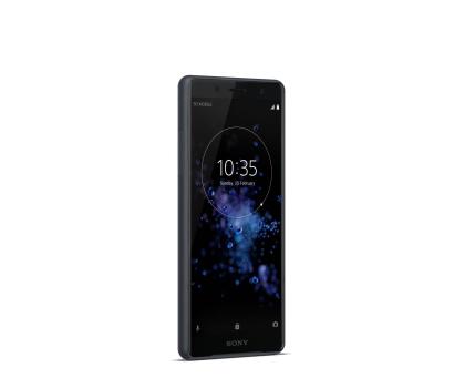 Sony Xperia XZ2 Compact H8324 Dual SIM Księżycowa czerń-416749 - Zdjęcie 2