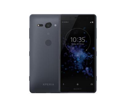 Sony Xperia XZ2 Compact H8324 Dual SIM Księżycowa czerń-416749 - Zdjęcie 1