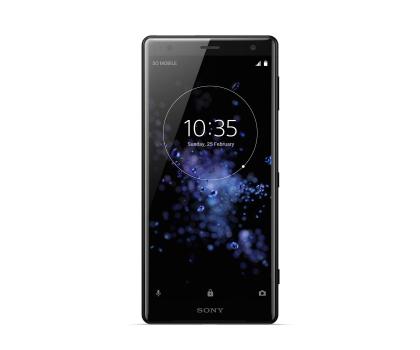 Sony Xperia XZ2 H8266 Dual SIM Płynna czerń-412875 - Zdjęcie 3