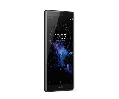 Sony Xperia XZ2 H8266 Dual SIM Płynna czerń-412875 - Zdjęcie 2