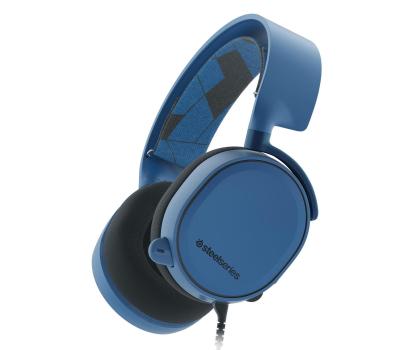 SteelSeries Arctis 3 Niebieskie-385686 - Zdjęcie 1