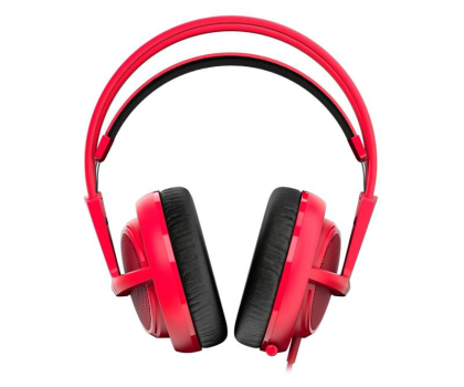 SteelSeries Siberia 200 Forged Red-263482 - Zdjęcie 2