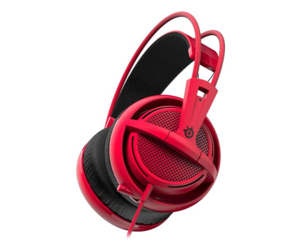 SteelSeries Siberia 200 Forged Red-263482 - Zdjęcie 4