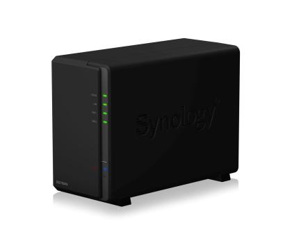 Synology DS218play 2TB (2xHDD, 4x1.4GHz, 1GB, 2xUSB, 1xLAN)-395626 - Zdjęcie 2