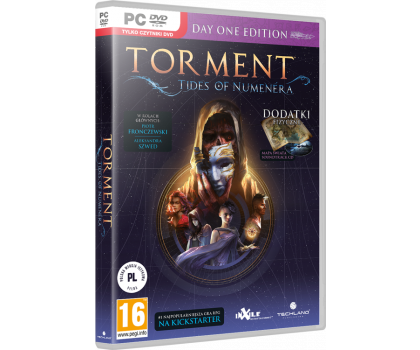 Techland Torment Tides of Numenera Edycja Kolekcjonerska-344733 - Zdjęcie 2