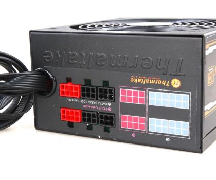 Thermaltake 530W SMART SE Modular 80+ Bronze BOX-215914 - Zdjęcie 2